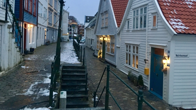 How I fell in love with Norway: Bergen