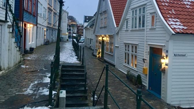 Norway's secret beauty: Bergen