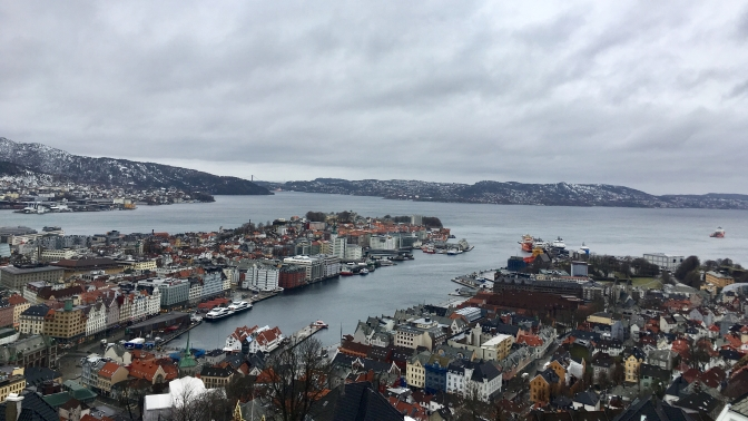 How to enjoy a rainy day in Bergen