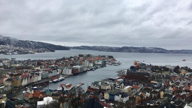 How to enjoy the rainiest day in Bergen