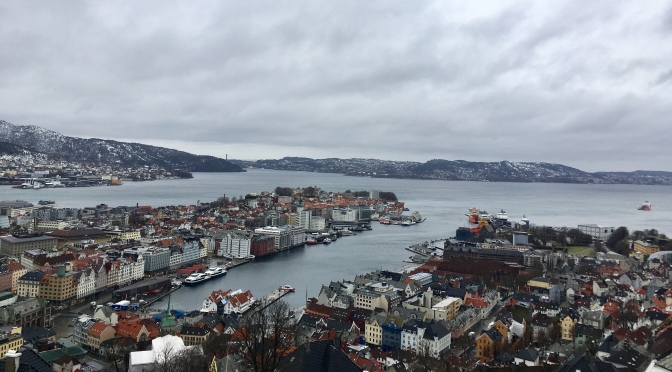How to enjoy the rainiest day in Bergen