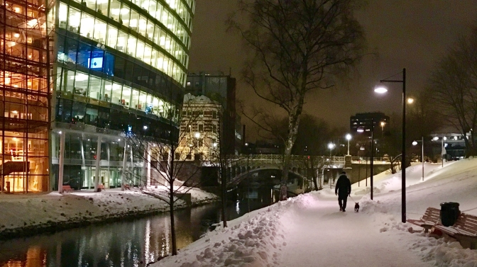 How I fell in love with Norway in January: Hello Oslo!