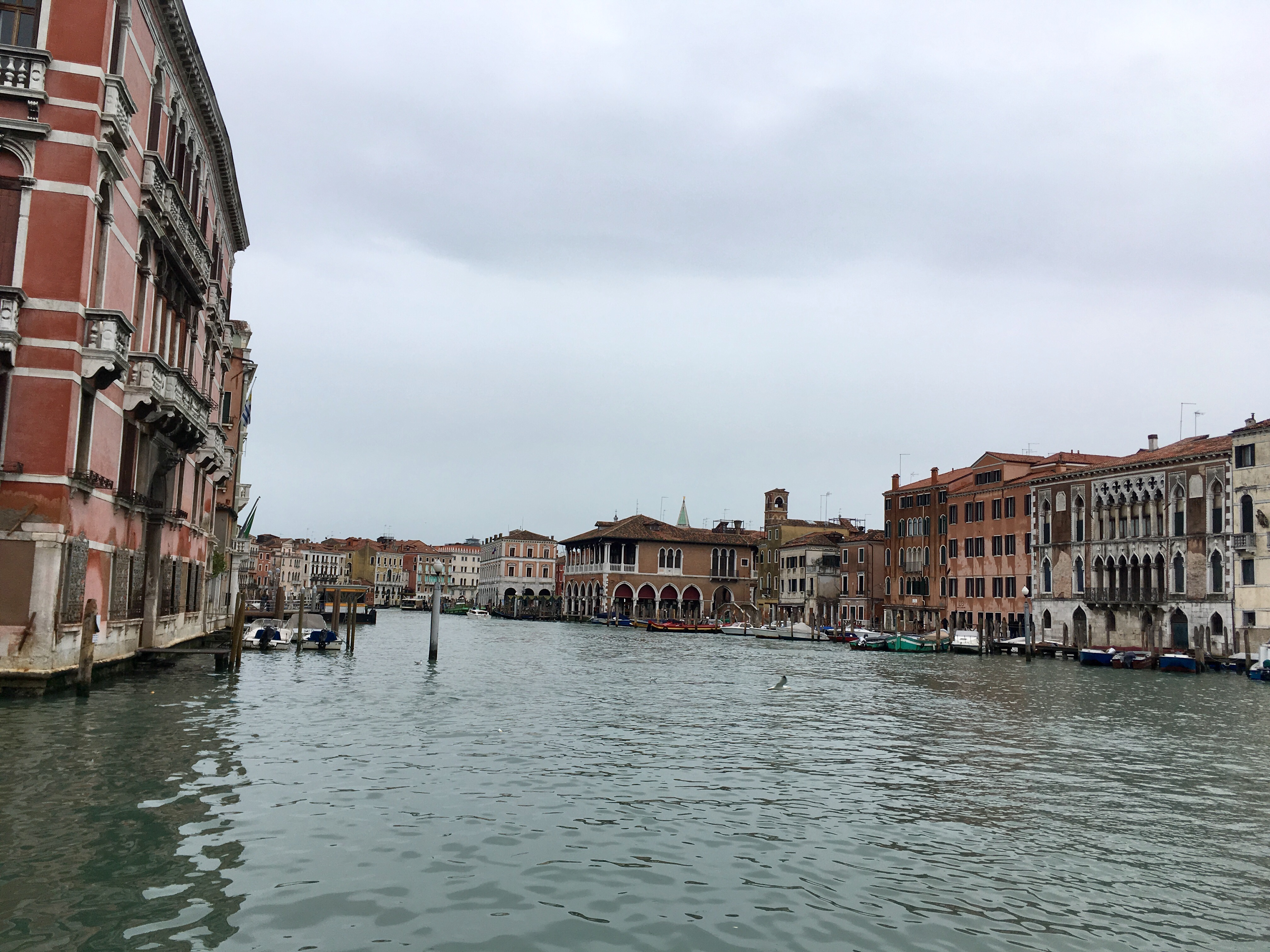 The Grand Canal view