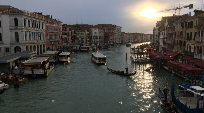 The feast in the city: Venice Carnival
