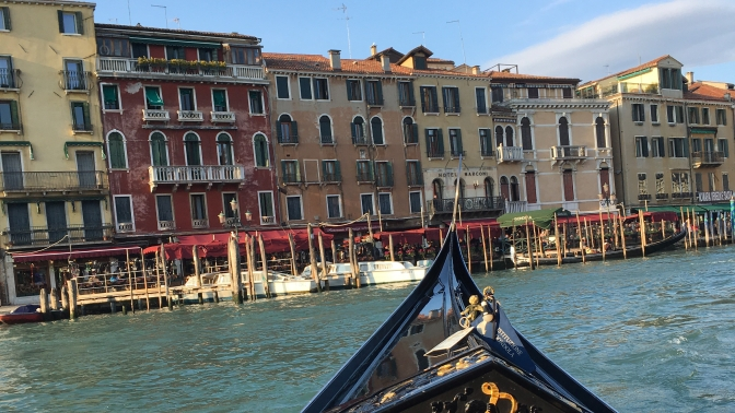 Top 10: My Beautiful Places in Venice