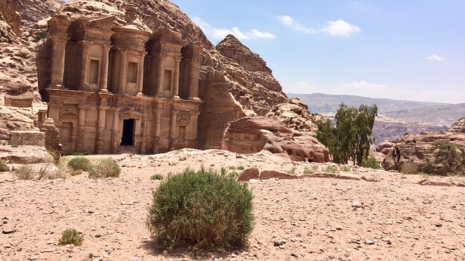 Petra: lost, found and soo fascinating