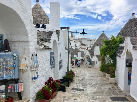 Alberobello, Italy. Beautiful places