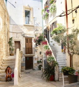 Polignano a Mare, Puglia, Italy, beautiful places