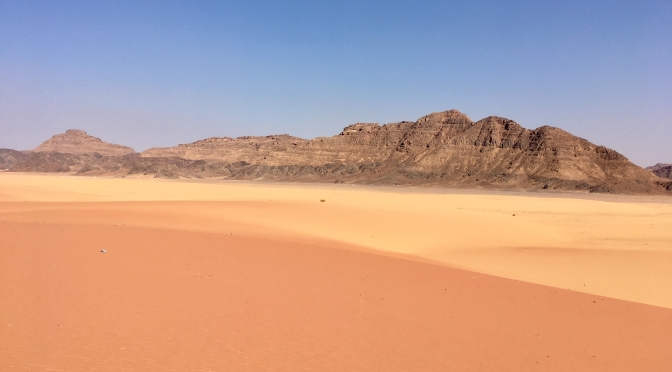 Jordan: The desert wonder of Wadi Rum