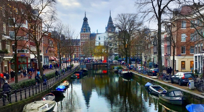 Amsterdam, The Netherlands, my beautyful places.