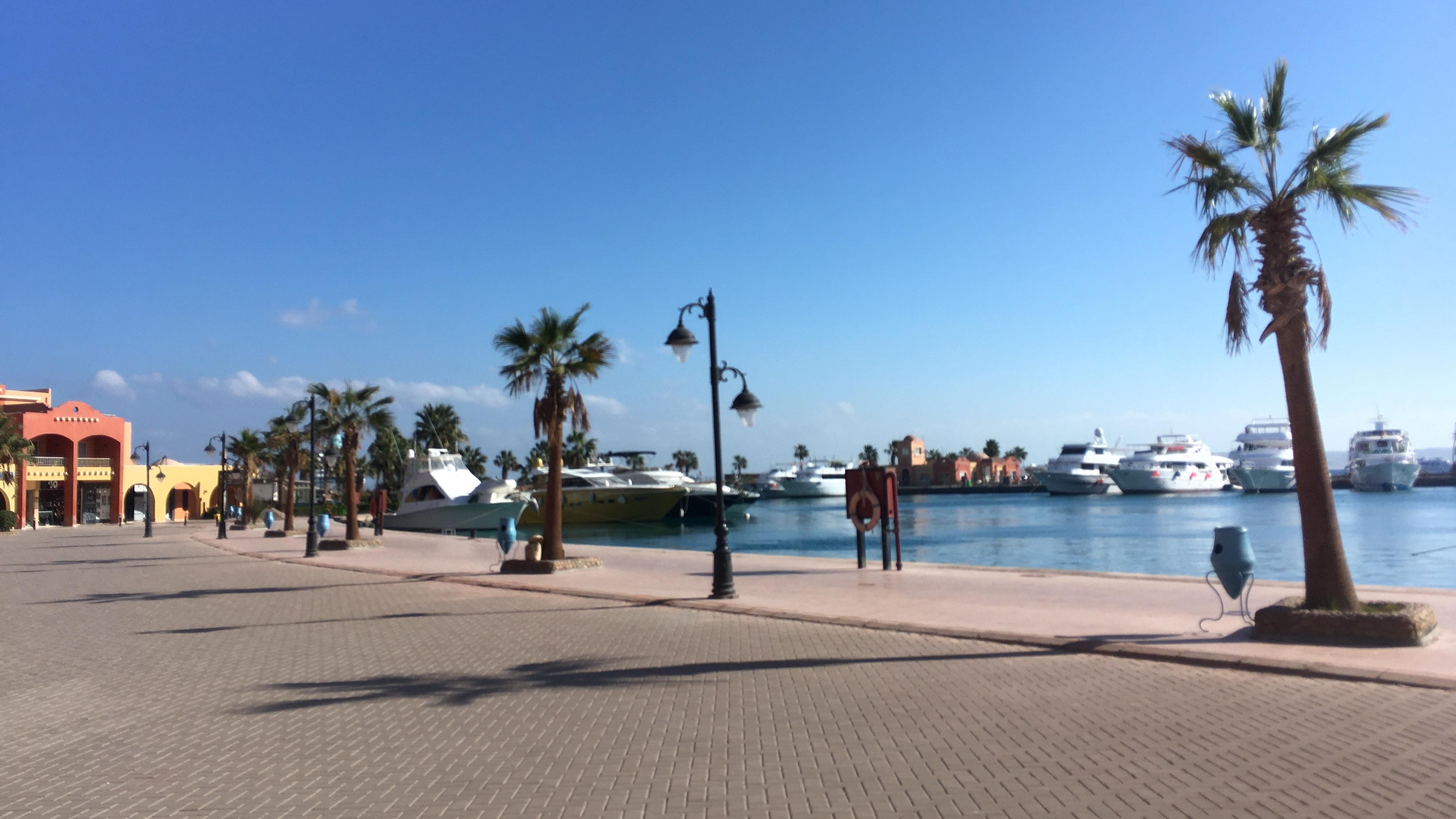 Hurghada, Egypt, beautiful places