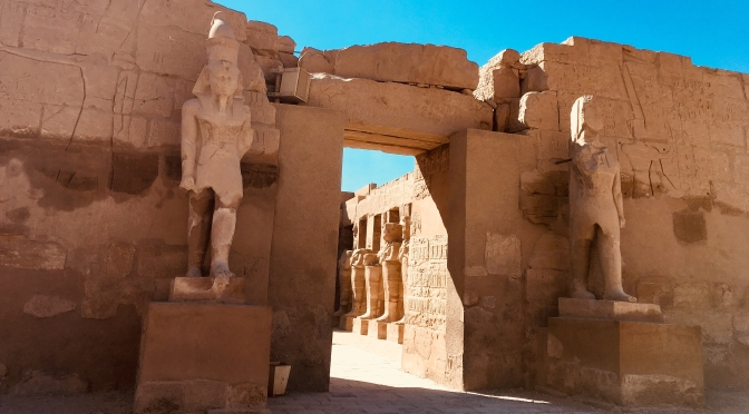 Egypt: Time travel in Luxor