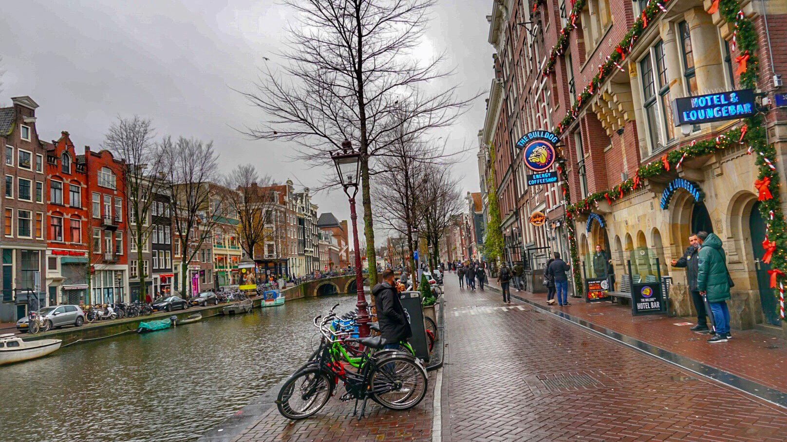 Amsterdam, my beautiful places