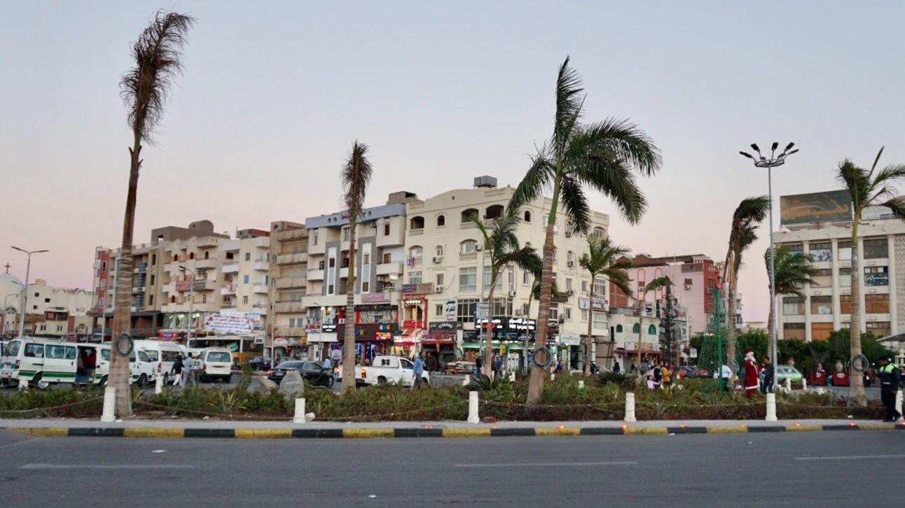 Hurghada, Egypt beautiful places