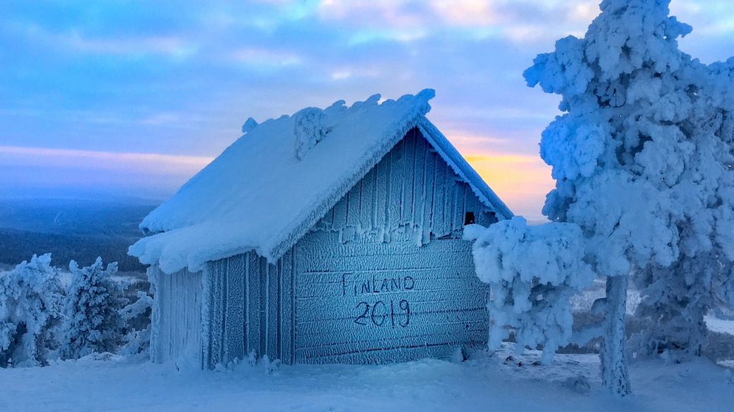 Levi, Finland, winter, Lapland, beautiful places