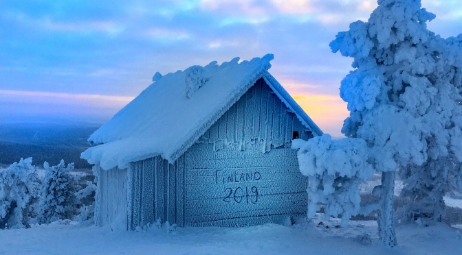 Finland: A frozen wonder called Levi