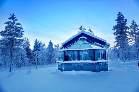 Rovaniemi, Lapland, Finland