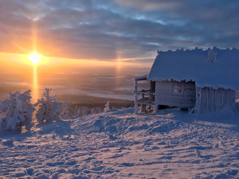 Levi, Finland, my beautiful places
