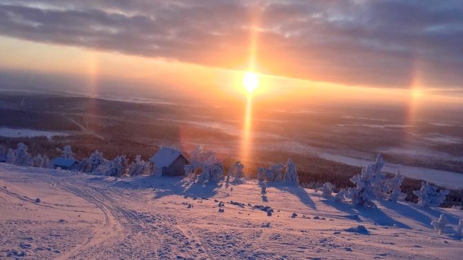 Finland: How to find Santa's Secret Cabin