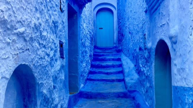 10 Instagrammable spot in Chefchaouen