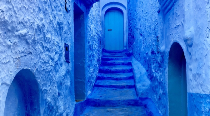 10 Instagrammable spots in Chefchaouen