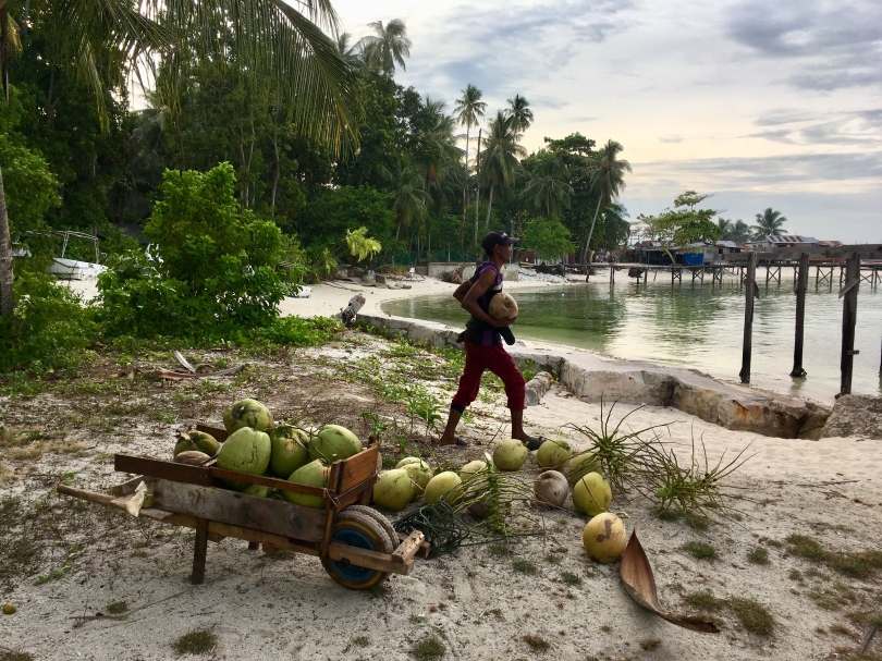 Mabul, Malaysia, Sabah province, Borneo