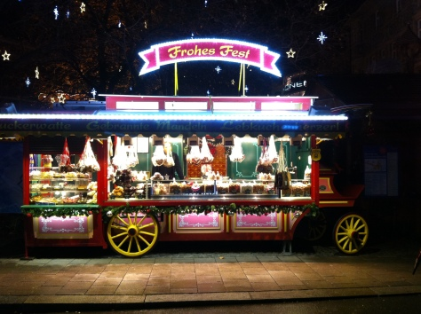 Munich Christmas Market, Germany