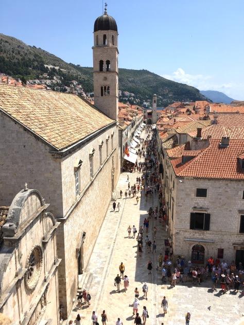 Croatia, Dubrovnik, Old Town