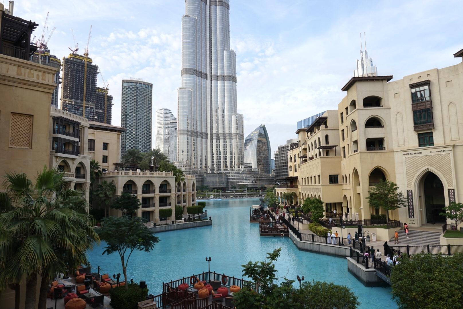 Dubai UAE, Burj Khalifa