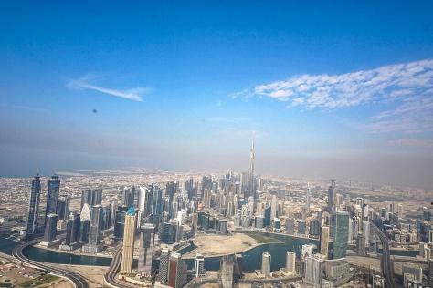 Dubai, downtown, Burj Khalifa