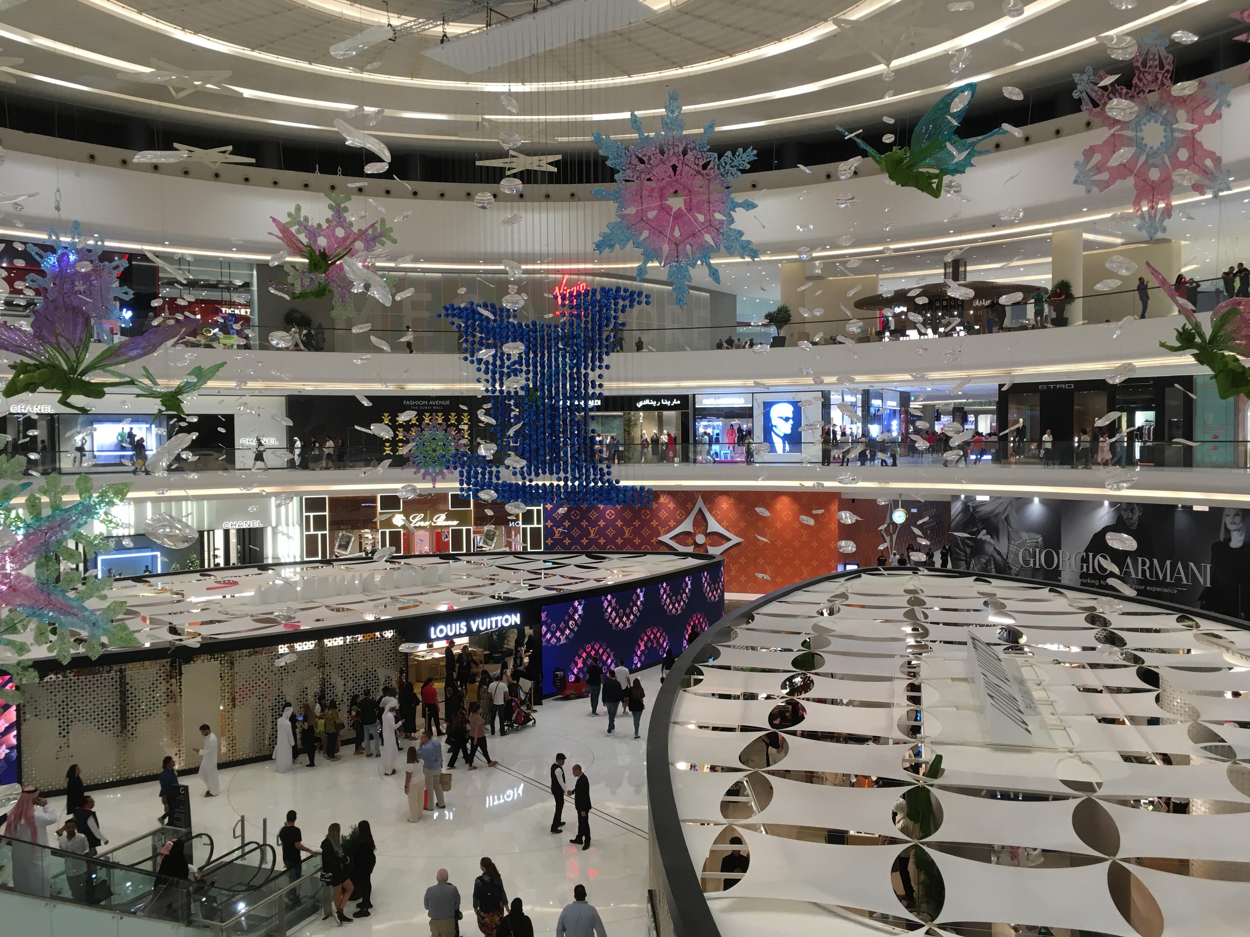 Dubai Mall, Dubai Downtown,