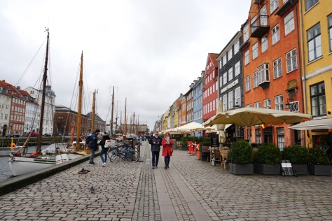 Nyhavn, best of Copenhagen, Denmark