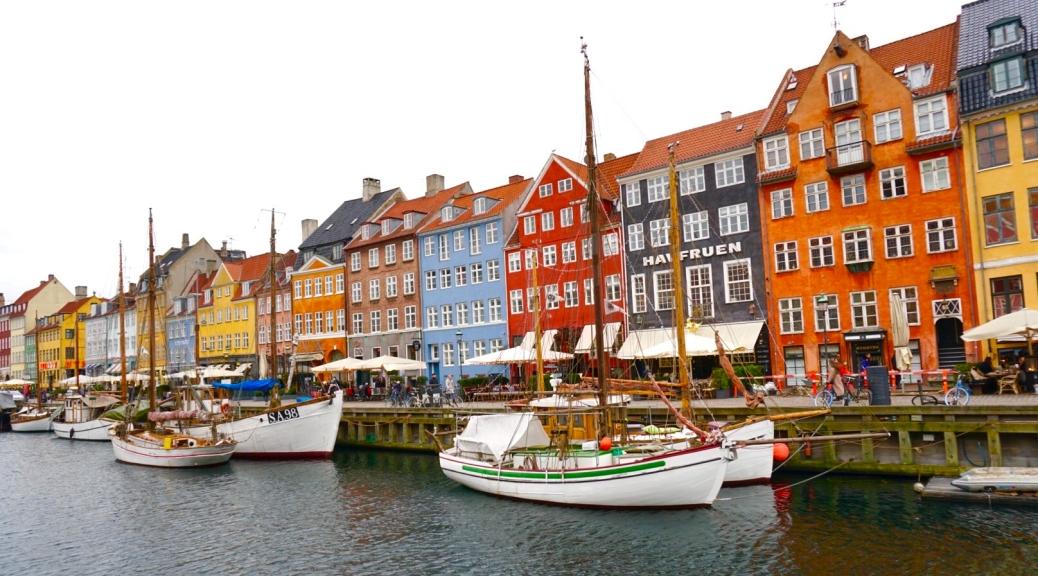 Copenhaguen, Denkark, landmark,