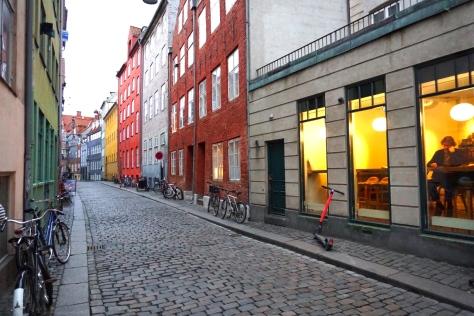 Snaregade and Magstræde street