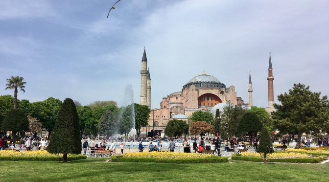 Istanbul: the city I once fell in love with