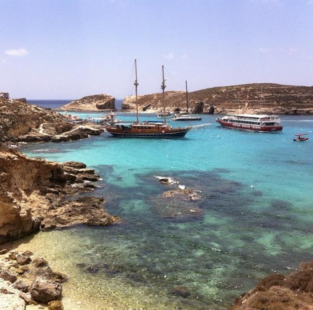 The Blue Lagoon, Malta
