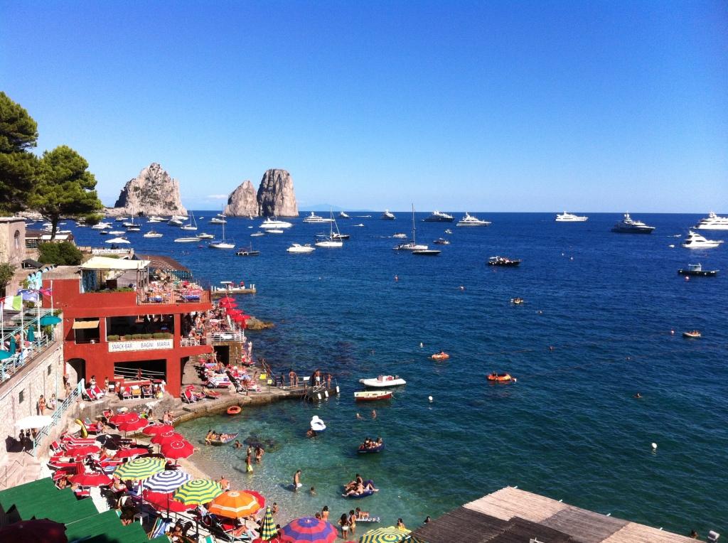 Marina Picola, Capri, Italy