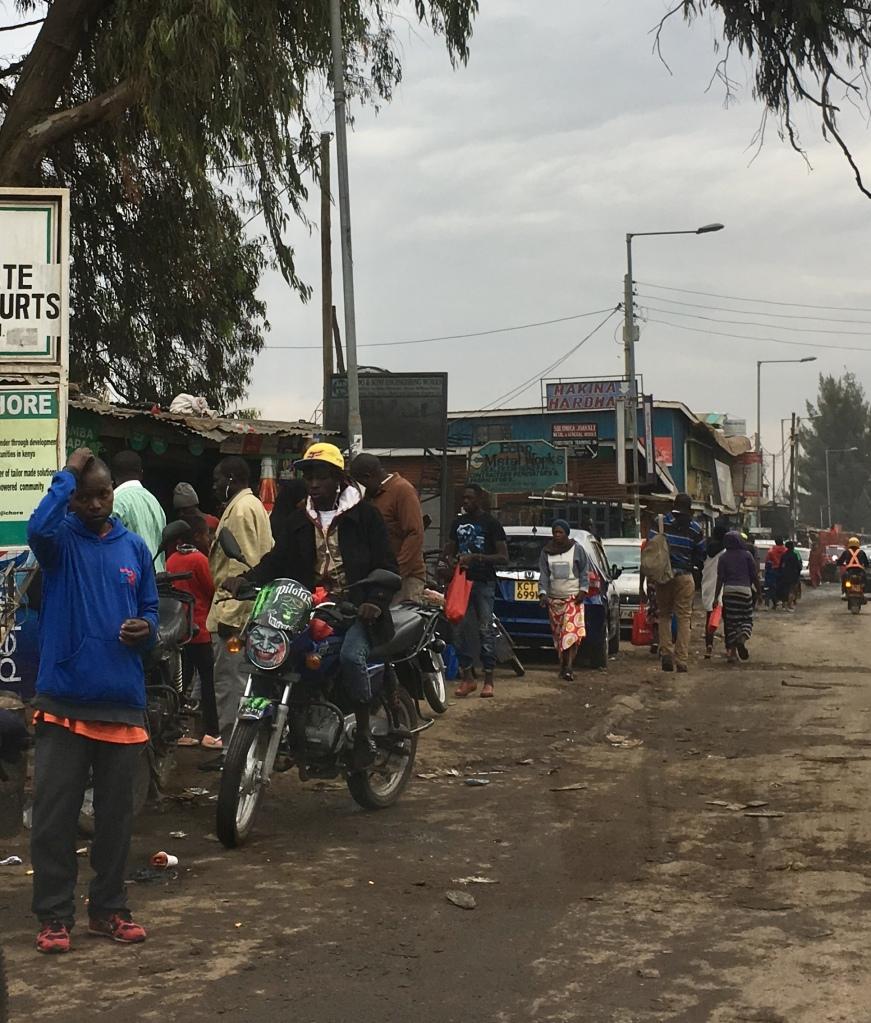 Kibera, Nairobi, Africa